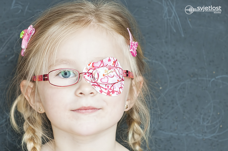 Do you know how to treat the most common visual disorder in children?