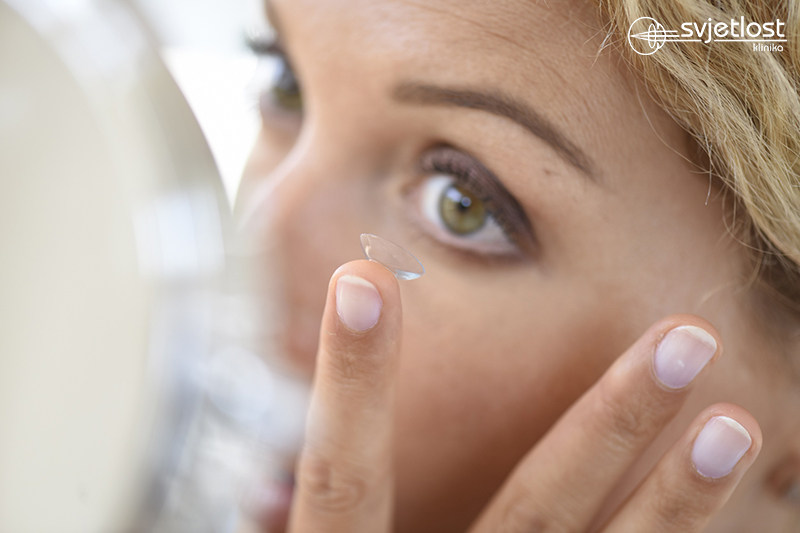 Do you know about contact lens risks?