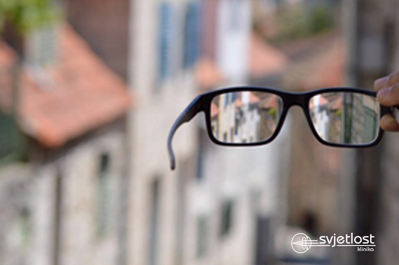 Scientists have finally determined the causes of short-sightedness
