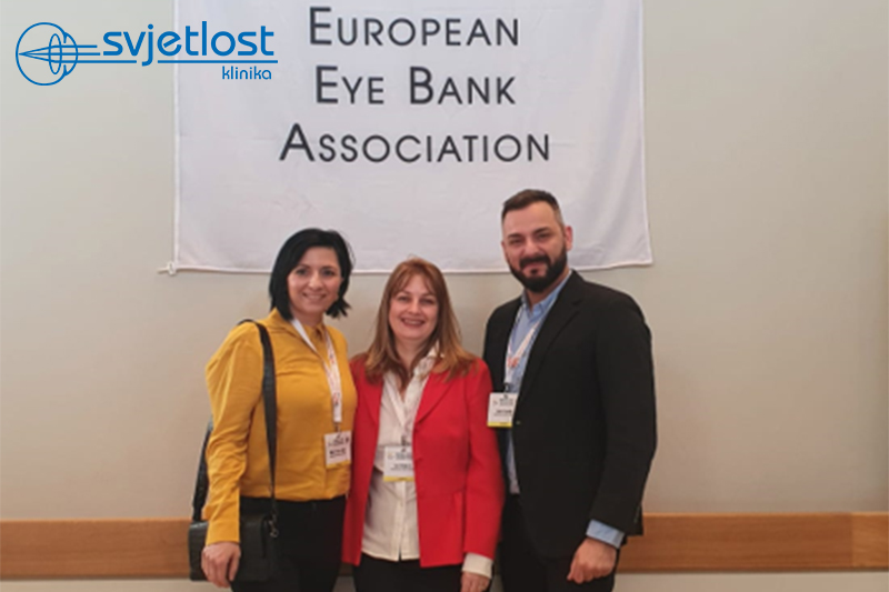 XXXII Annual Meeting of the European Eye Bank Association