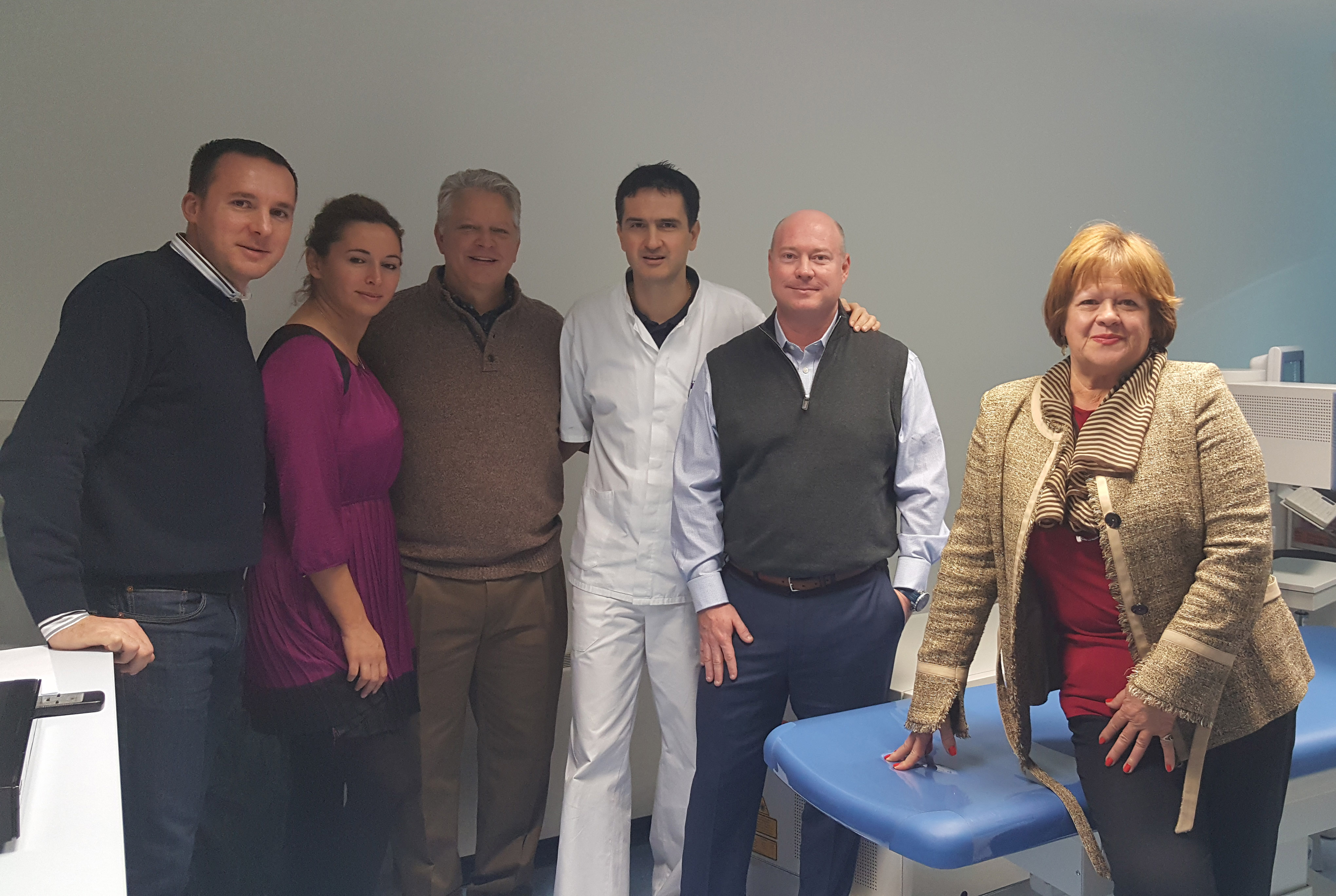 Medical tourism as a focus of the US business delegation´s visit