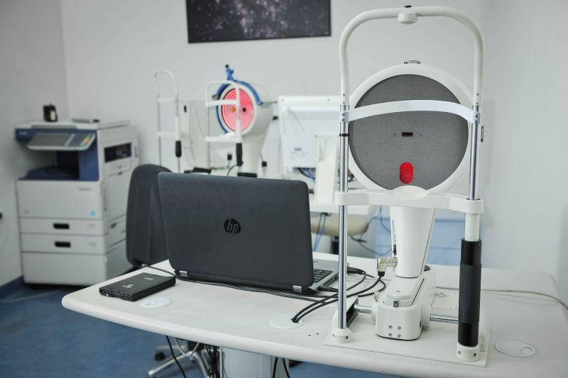Pentacam HR Tomografia corneale