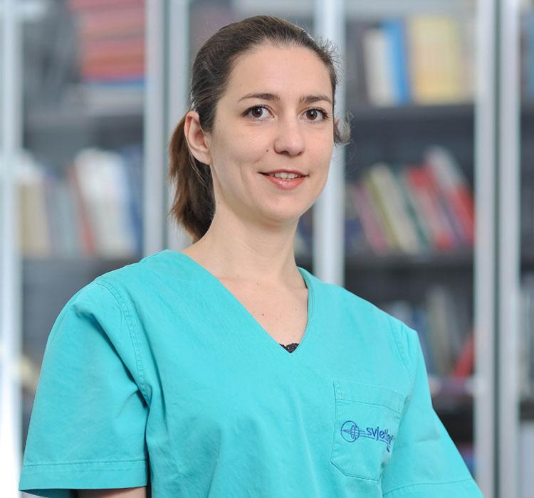 dr. Maja Bohač, specijalist oftalmolog
